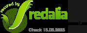 SSL secured by Redalia
